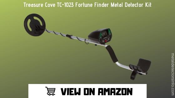 Treasure Cove TC-1023 Metal Detector
