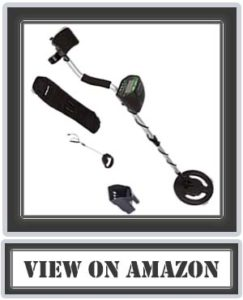 Treasure Cove TC-3020 Metal Detector Kit