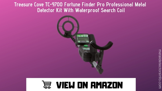 Treasure Cove TC-9700 Fortune Finder Pro