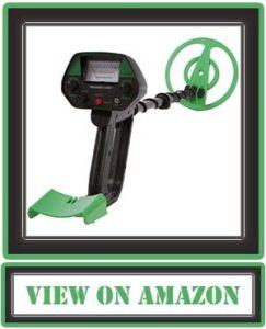Treasure Cove Metal Detector Waterproof Metal Detectors Starter Kit with Pinpointer& Discrimination Mode & 10-year Warranty - Model TC-1018